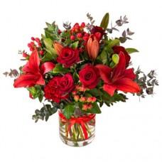 Santas Favourite Red