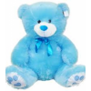 Large Blue Teddy Bear (Approx 40cm)